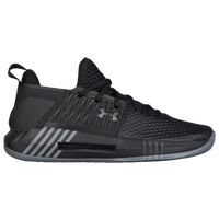 Under Armour Drive 4 Low - Men's - Black / Black