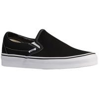 Vans Classic Slip On - Men's - Black / White