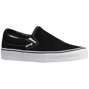Vans Classic Slip On - Men's - Black
