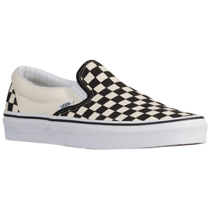 Vans Classic Slip On - Men's - Black/White
