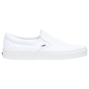 Vans Classic Slip On - Men's - True White