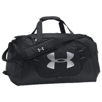 Under Armour Undeniable Medium Duffel 3.0 - Black / Silver