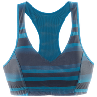 Moving Comfort by Brooks Vixen C/D Cup Sport Bra - Women's - Light Blue / Grey