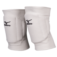 Mizuno T10 Plus Kneepads - Women's - All White / White