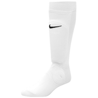Nike Shin Sock III (Pair) - Boys' Grade School - White / White