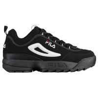 Fila Disruptor - Men's - Black / White