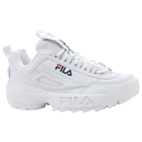 Fila Disruptor - Men's - White / White