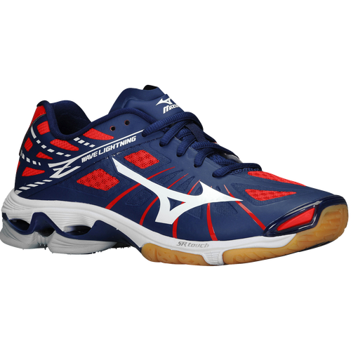 Navy Blue Mizuno Volleyball Shoes - Best Shoes 2017