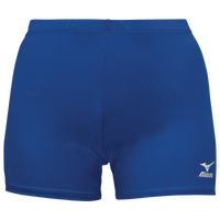 Mizuno Vortex Shorts - Women's - Blue / Blue