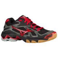 Mizuno Wave Bolt 5 - Women's - Black / Red