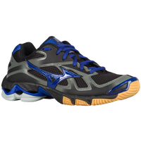 Mizuno Wave Bolt 5 - Women's - Black / Blue