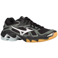 Mizuno Wave Bolt 5 - Women's - Black / Silver