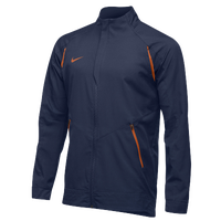 Nike Team Disruption Game Jacket 2.0 - Men's - Navy / Orange