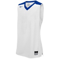 Nike Team Elite Franchise Jersey - Men's - White / Blue