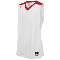 Nike Team Elite Franchise Jersey - Men's - White / Red