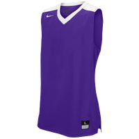 Nike Team Elite Franchise Jersey - Men's - Purple / White
