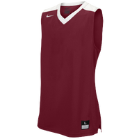 Nike Team Elite Franchise Jersey - Men's - Cardinal / White