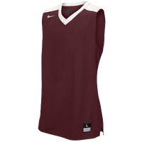 Nike Team Elite Franchise Jersey - Men's - Maroon / White