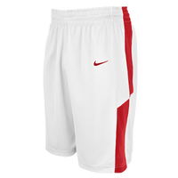 Nike Team Elite Franchise Shorts - Men's - White / Red