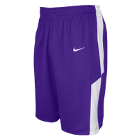 Nike Team Elite Franchise Shorts - Men's - Purple / White
