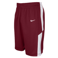 Nike Team Elite Franchise Shorts - Men's - Cardinal / White
