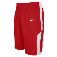 Nike Team Elite Franchise Shorts - Men's - Red / White
