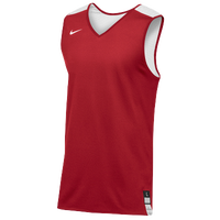 Nike Team Elite Reversible Tank - Men's - Red / White
