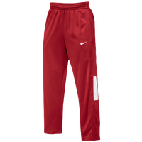 Nike Team Rivalry Tearaway Pants - Men's - Red / White