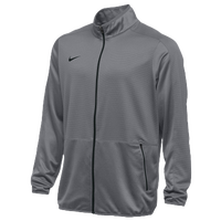 Nike Team Rivalry Jacket - Men's - All Black / Black