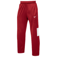 Nike Team Rivalry Pants - Men's - Red / White