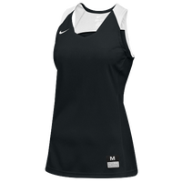 Nike Team Elite Stock Jersey - Women's - Black / White