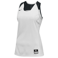 Nike Team Elite Stock Jersey - Women's - White / Black