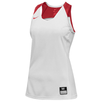 Nike Team Elite Stock Jersey - Women's - White / Red