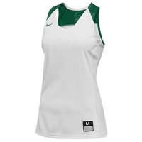 Nike Team Elite Stock Jersey - Women's - White / Dark Green