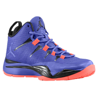 Jordan Super.Fly II PO - Boys' Grade School - Blue / Black
