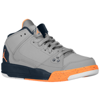 Jordan Flight Origin - Boys' Preschool - Grey / Navy