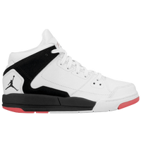 Jordan Flight Origin - Boys' Preschool - White / Black