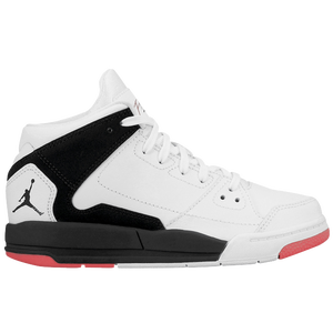 Jordan Flight Origin - Boys' Preschool - White/Black/Infrared 23