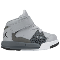 Jordan Flight Origin - Boys' Toddler - Grey / Black