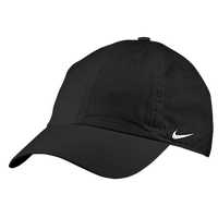 Nike Team Campus Cap - Men's - All Black / Black