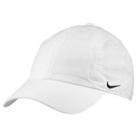 Nike Team Campus Cap - Men's - All White / White
