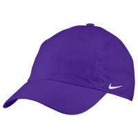 Nike Team Campus Cap - Men's - Purple / Purple