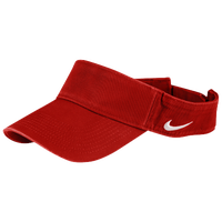 Nike Team Classic Visor - Men's - Red / Red