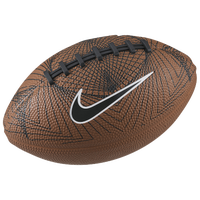 Nike Mini 4 Football - Youth - Brown / Black