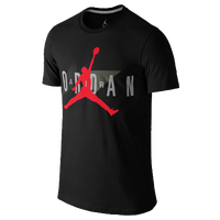 Jordan AJ 1991 Vault T-Shirt - Men's - Black / Grey