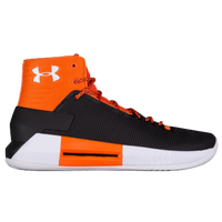 Under Armour Drive 4 - Men's - Orange / Black