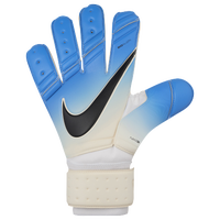 Nike Goalkeeper Premier Gloves - White / Light Blue