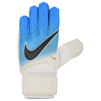 Nike Spyne Pro Goalkeeper Gloves - White / Light Blue