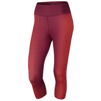 Women's Capris Red | Eastbay.com