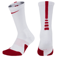 Nike Elite 1.5 Team Crew - White / Cardinal